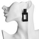 Alloy Fashion Geometric earring  white  Fashion Jewelry NHJE2603white