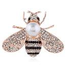 Alloy Korea Animal brooch  White rose alloy  Fashion Jewelry NHKQ2346Whiterosealloy