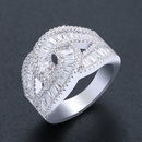 Alloy Simple Geometric Ring  Alloy7  Fashion Jewelry NHAS0529Alloy7