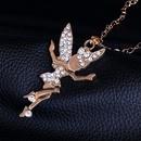 Alloy Korea Cartoon necklace  Alloy  Fashion Jewelry NHAS0552Alloy