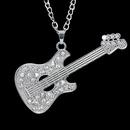 Alliage Fashion Geometric necklace Big guitar alliage Fashion Jewelry NHAS0556Bigguitaralliage