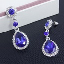Alloy Fashion Geometric earring  black  Fashion Jewelry NHAS0582black