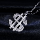 Alloy Fashion Geometric necklace  Alloy  Fashion Jewelry NHAS0603Alloy