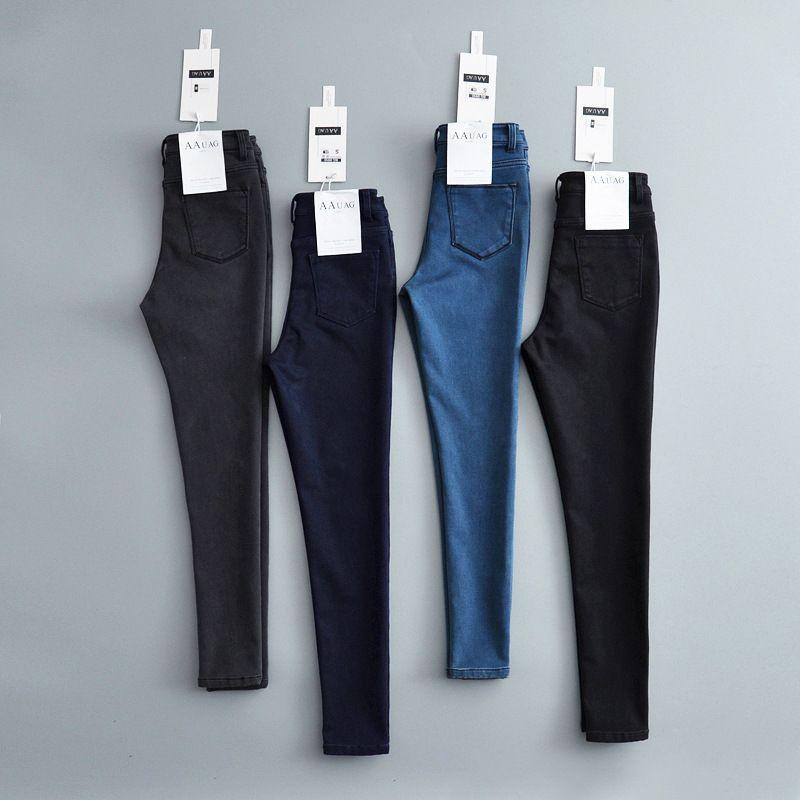 Cotton Fashion  pants  (black-M)  Women Clothing NHAM7359-black-M