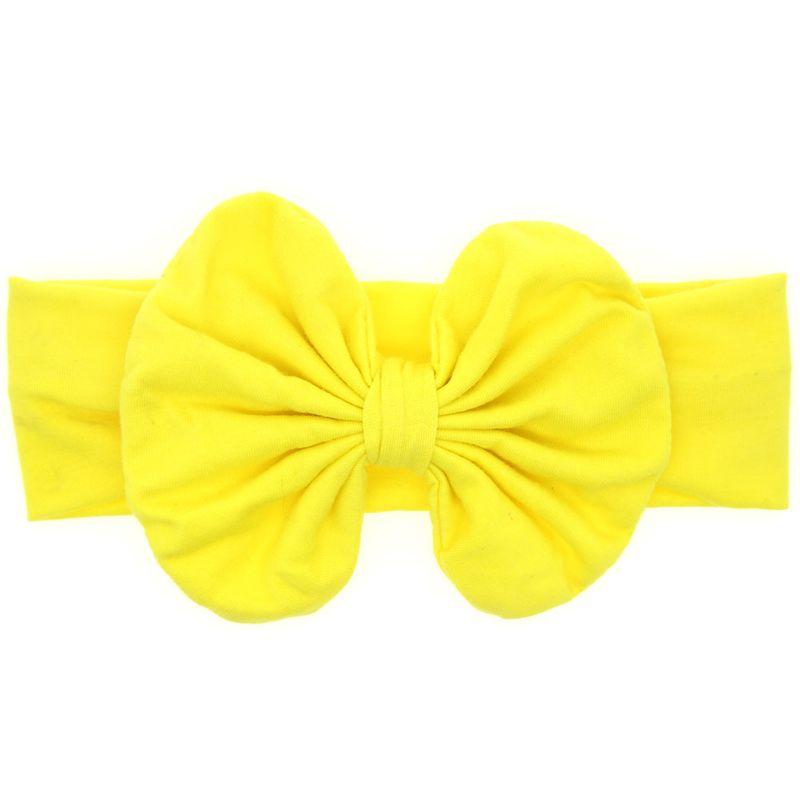Cloth Fashion Geometric Hair accessories  yellow  Fashion Jewelry NHWO0604yellow