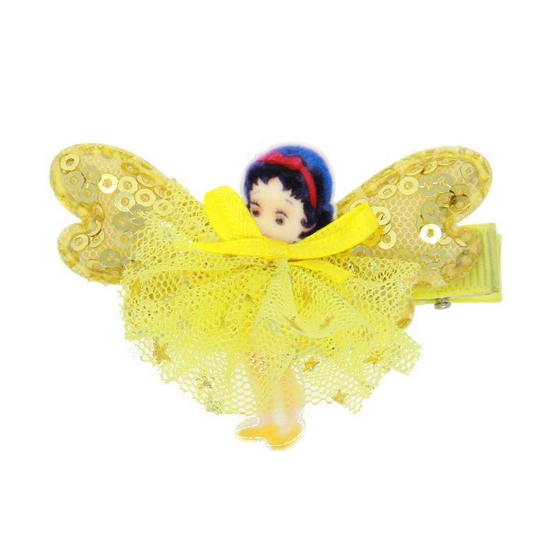 Alloy Fashion Bows Hair accessories  (yellow)  Fashion Jewelry NHWO0616-yellow