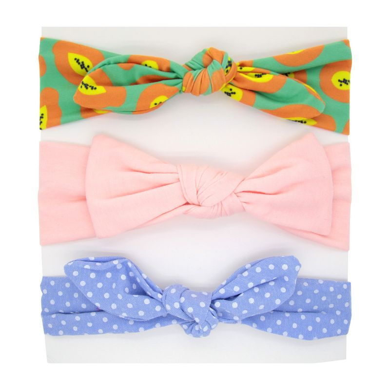 Cloth Fashion Bows Hair accessories  (1)  Fashion Jewelry NHWO0635-1