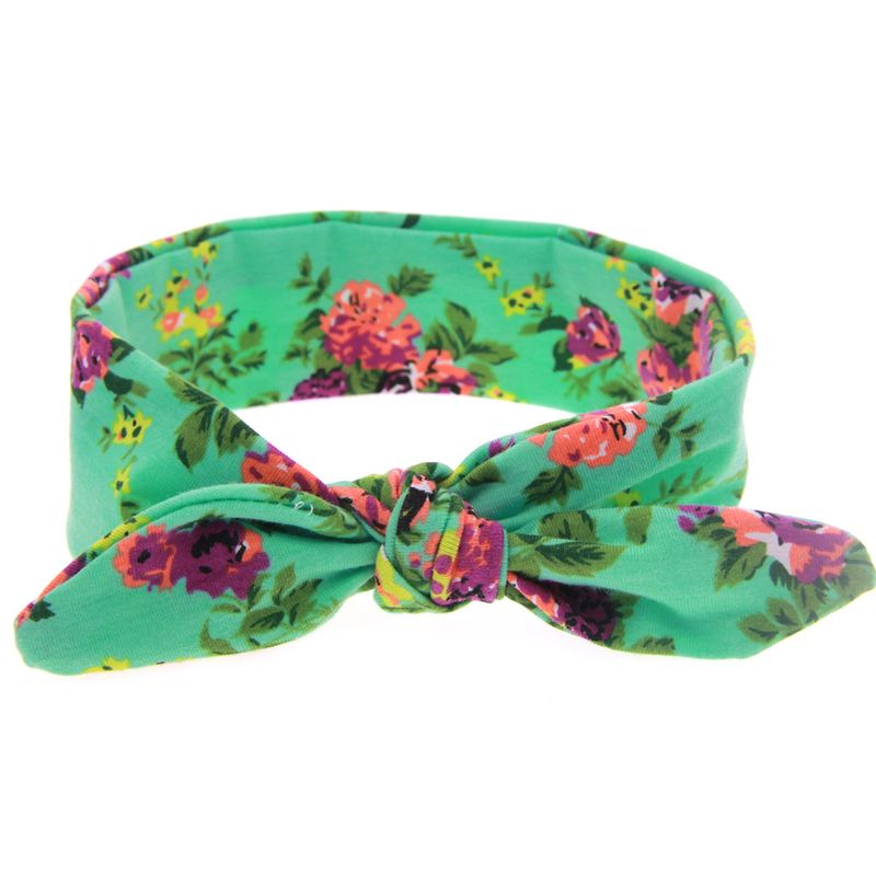 Cloth Fashion Flowers Hair accessories  (green)  Fashion Jewelry NHWO0657-green