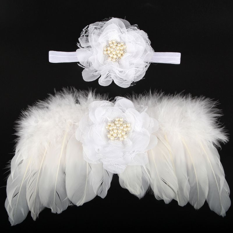 Alloy Fashion  Hair accessories  (White-white-pink)  Fashion Jewelry NHWO0692-White-white-pink