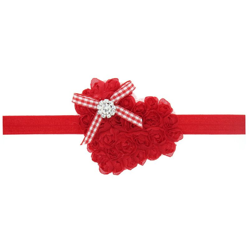 Cloth Fashion Flowers Hair accessories  SD0061  Fashion Jewelry NHWO0693SD0061