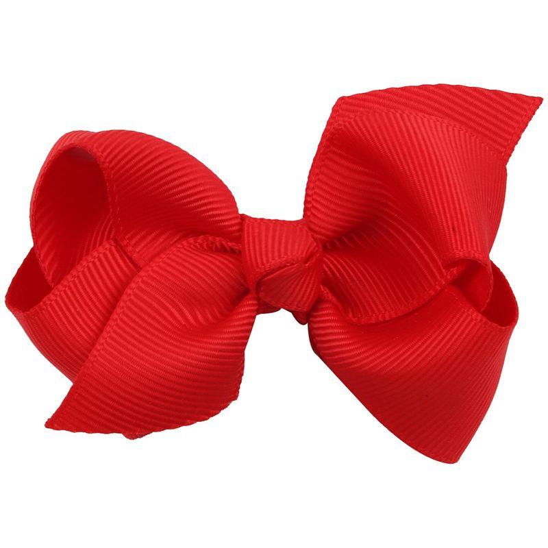 Cloth Fashion Bows Hair accessories  (red)  Fashion Jewelry NHWO0695-red