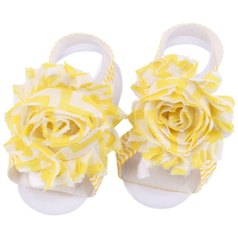 Cloth Fashion Flowers Hair accessories  (yellow)  Fashion Jewelry NHWO0701-yellow