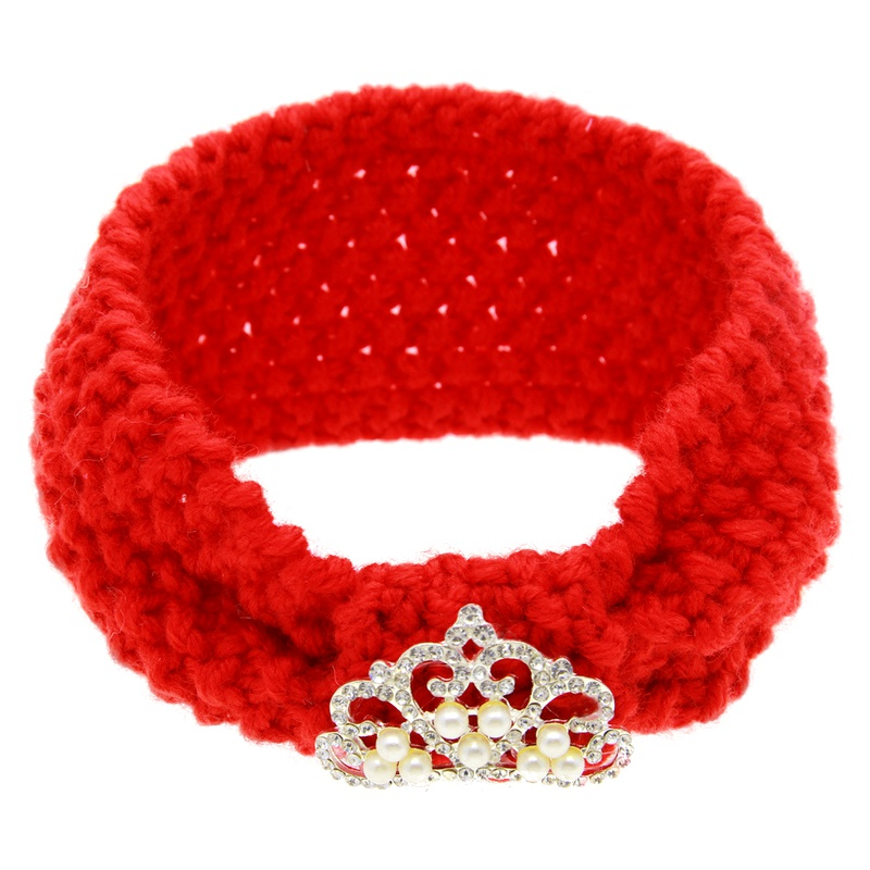 Alloy Fashion Geometric Hair accessories  (red)  Fashion Jewelry NHWO0703-red