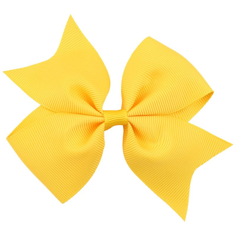 Cloth Fashion Flowers Hair accessories  (yellow)  Fashion Jewelry NHWO0715-yellow