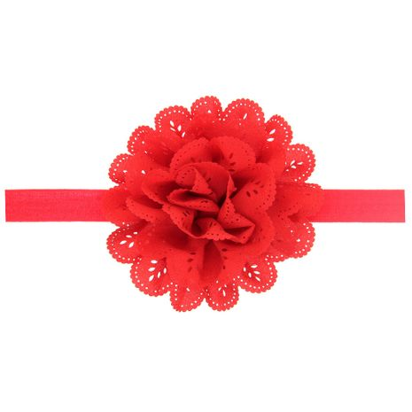 Cloth Fashion Flowers Hair accessories  (red)  Fashion Jewelry NHWO0721-red's discount tags