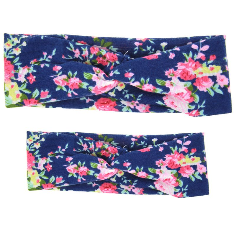 Cloth Fashion Flowers Hair accessories  (number 1)  Fashion Jewelry NHWO0727-number-1
