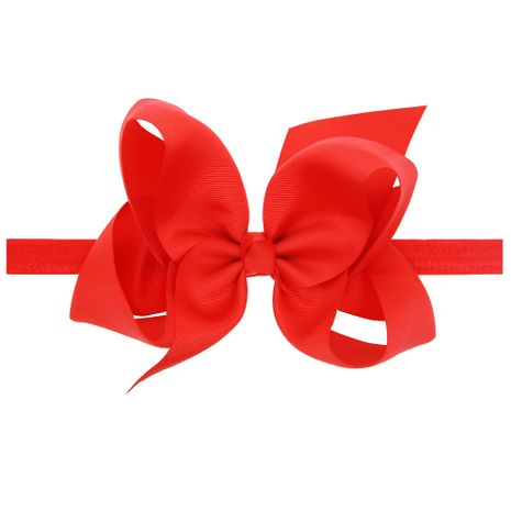 Cloth Fashion Bows Hair accessories  (red)  Fashion Jewelry NHWO0741-red's discount tags