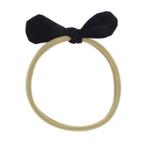 Cloth Fashion Geometric Hair accessories  (black)  Fashion Jewelry NHWO0750-black's discount tags