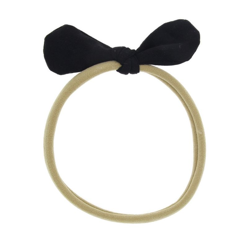 Cloth Fashion Geometric Hair accessories  black  Fashion Jewelry NHWO0750black
