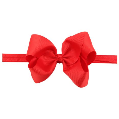 Cloth Fashion Bows Hair accessories  (red)  Fashion Jewelry NHWO0758-red's discount tags