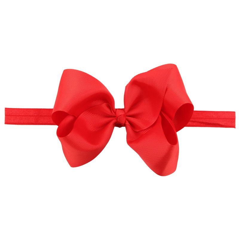 Cloth Fashion Bows Hair accessories  red  Fashion Jewelry NHWO0758red