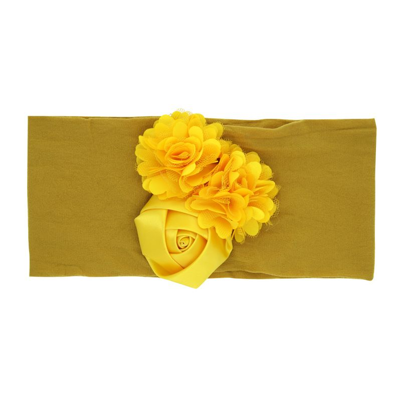 Alloy Fashion Geometric Hair accessories  (yellow)  Fashion Jewelry NHWO0760-yellow