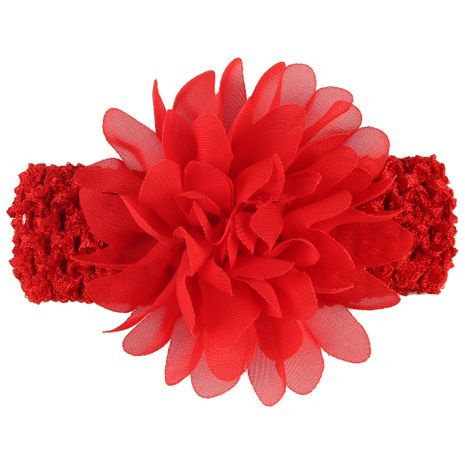 Cloth Fashion Flowers Hair accessories  (red)  Fashion Jewelry NHWO0761-red's discount tags