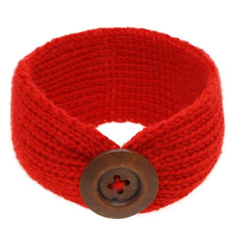 Cloth Fashion Geometric Hair accessories  (red)  Fashion Jewelry NHWO0763-red's discount tags
