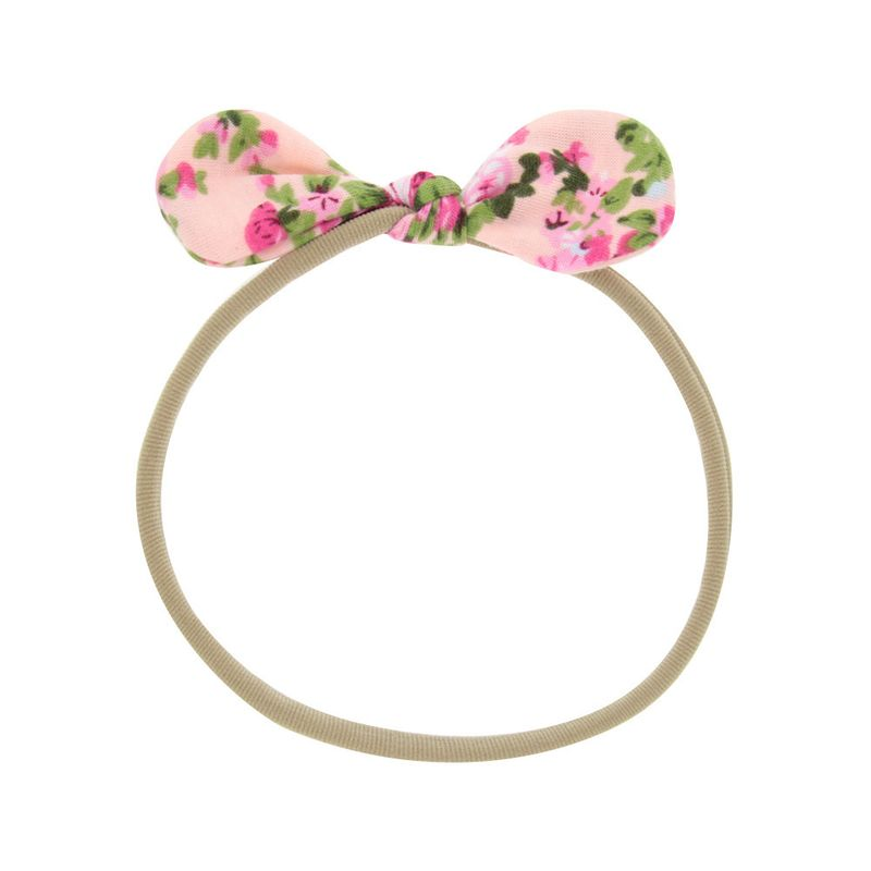 Cloth Fashion Flowers Hair accessories  (Pink flower)  Fashion Jewelry NHWO0769-Pink-flower