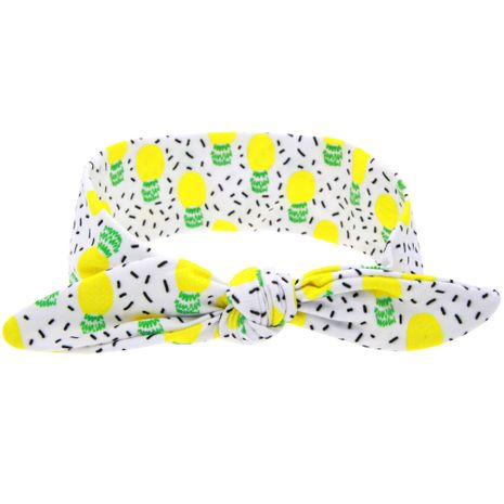 Cloth Fashion Geometric Hair accessories  (pineapple)  Fashion Jewelry NHWO0770-pineapple's discount tags