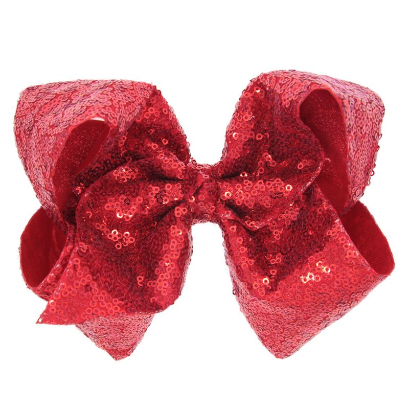 Cloth Fashion Geometric Hair accessories  (red)  Fashion Jewelry NHWO0777-red