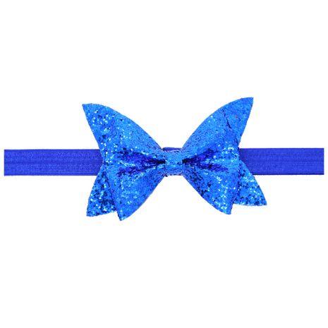 Cloth Fashion Flowers Hair accessories  (blue)  Fashion Jewelry NHWO0776-blue's discount tags
