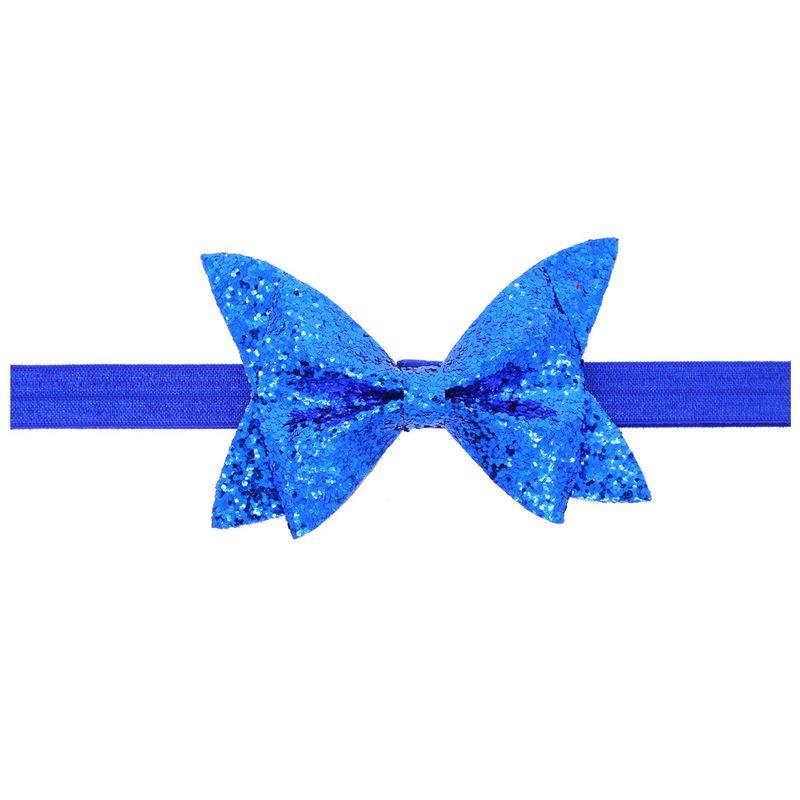 Cloth Fashion Flowers Hair accessories  blue  Fashion Jewelry NHWO0776blue