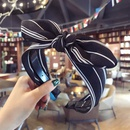 Cloth Simple Bows Hair accessories  yellow  Fashion Jewelry NHSM0165yellow