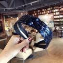 Cloth Korea Bows Hair accessories  black  Fashion Jewelry NHSM0207black
