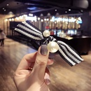 Beads Simple Bows Hair accessories  Houndstooth  Fashion Jewelry NHSM0230Houndstooth
