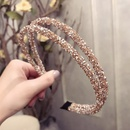 Cloth Simple Bows Hair accessories  black  Fashion Jewelry NHSM0251black