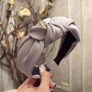 Cloth Korea Bows Hair accessories  yellow  Fashion Jewelry NHSM0253yellow