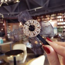 Cloth Simple Bows Hair accessories  Alloy  Fashion Jewelry NHSM0267Alloy