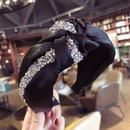 Cloth Korea Bows Hair accessories  black  Fashion Jewelry NHSM0273black