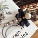 Cloth Korea Bows Hair accessories  green  Fashion Jewelry NHSM0272green