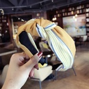 Cloth Simple Bows Hair accessories  yellow  Fashion Jewelry NHSM0280yellow