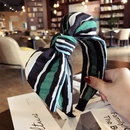 Cloth Simple Bows Hair accessories  Letter blue  Fashion Jewelry NHSM0283Letterblue