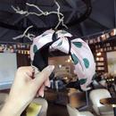 Cloth Korea Bows Hair accessories  yellow  Fashion Jewelry NHSM0368yellow