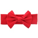 Cloth Fashion Flowers Hair accessories  red  Fashion Jewelry NHWO0598red