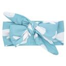 Cloth Fashion Geometric Hair accessories  Blue dolphin  Fashion Jewelry NHWO0613Bluedolphin