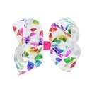 Cloth Fashion Geometric Hair accessories  White love  Fashion Jewelry NHWO0625Whitelove