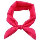Cloth Fashion Geometric Hair accessories  red  Fashion Jewelry NHWO0629red