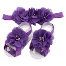 Cloth Fashion Flowers Hair accessories  red  Fashion Jewelry NHWO0656red