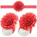 Cloth Fashion Flowers Hair accessories  red  Fashion Jewelry NHWO0681red